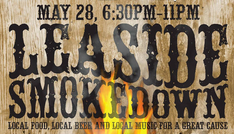 Smokedown: Local Food, Beer And Music For A Great Cause